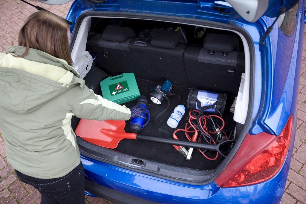 Trunk Safety Kit - Teen Rehab