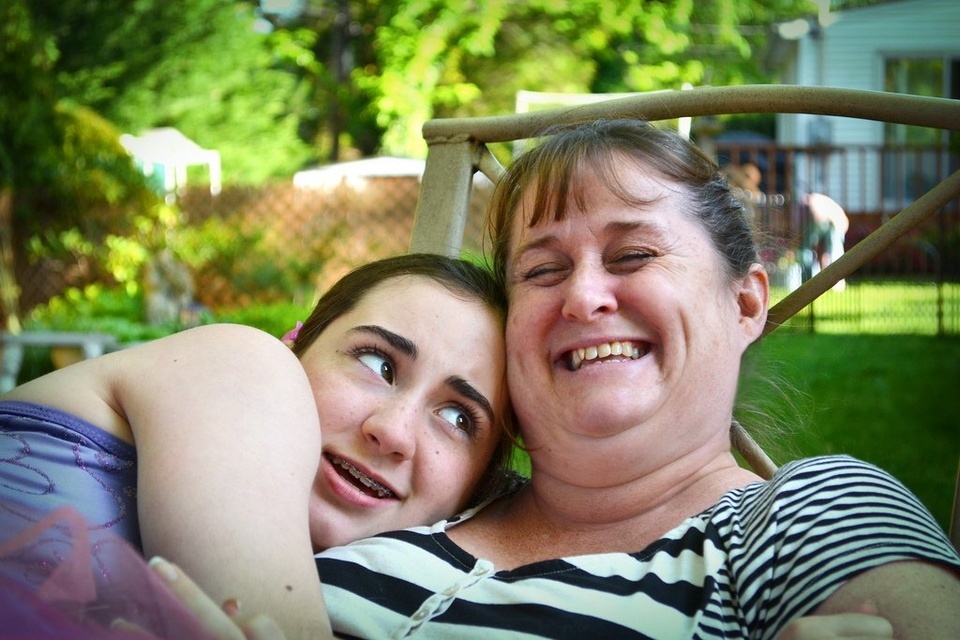 Mother Daughter Hugging - Teen Rehab