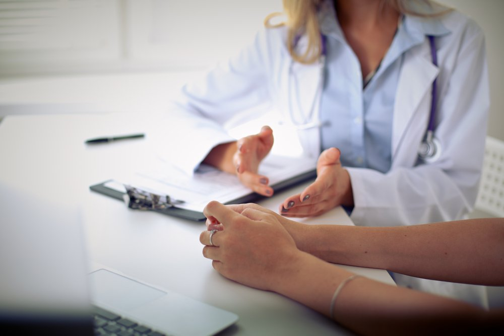 doctor and patient health