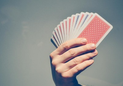 playing cards gambling games hands
