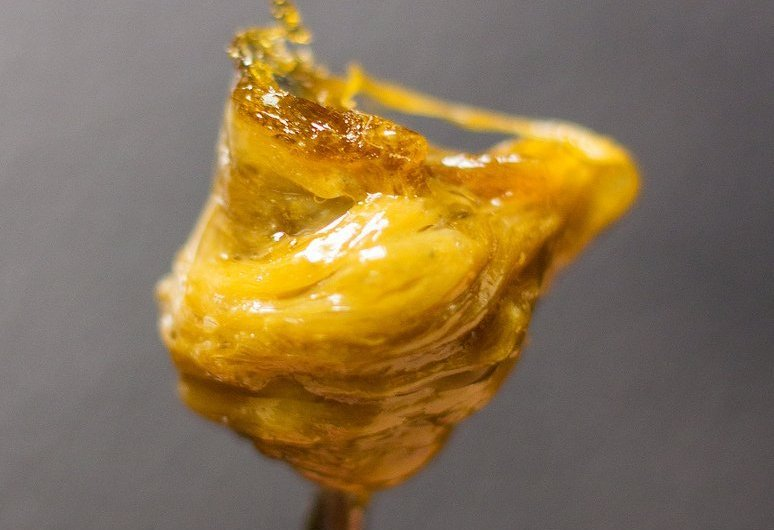 dab marijuana concentrate