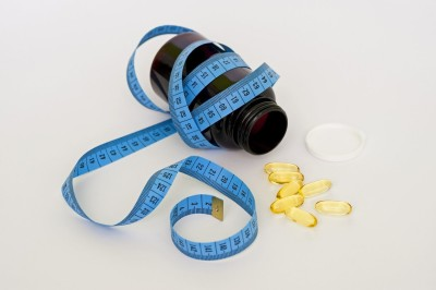 pills weight loss tape measure