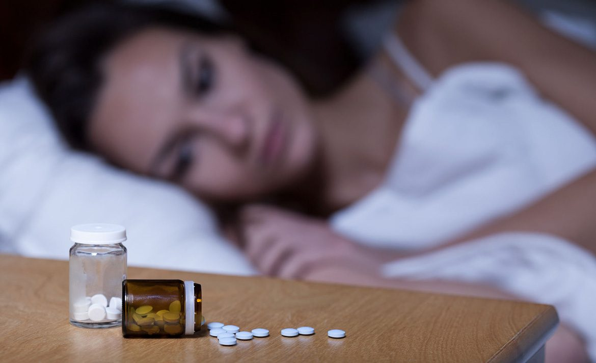 Teen Rehab - stimulants and depressants - sleeping pills